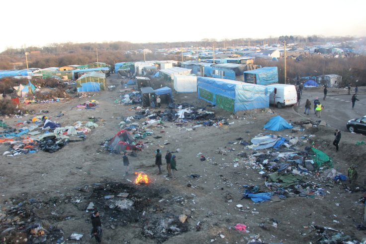 jungle-calais-vue