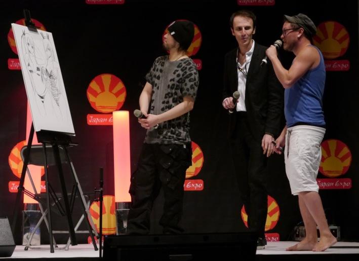 reno-lemaire-hiro-mashima-draw-battle
