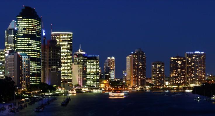 Brisbane-City-Night