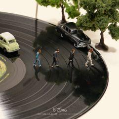 miniature-calendar-Abbey-Road-Road