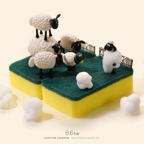 miniature-calendar-Foam-Farm