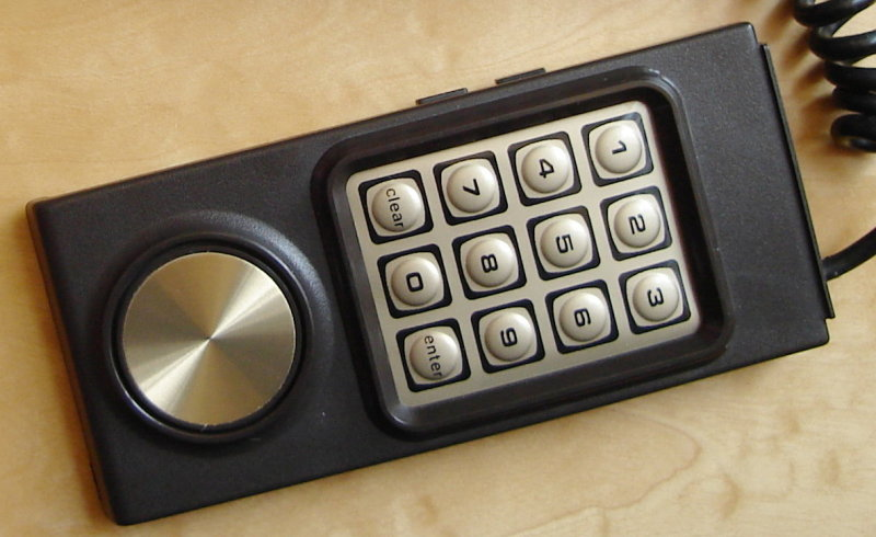 manette intellivision