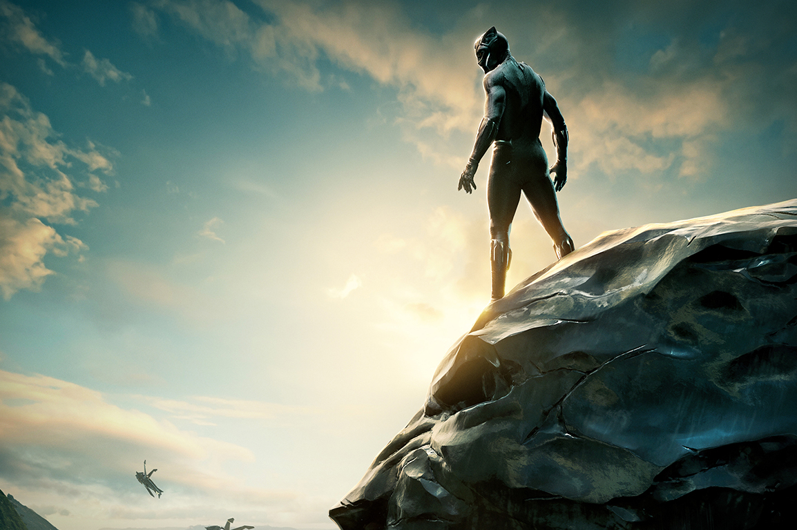Black Panther devient le film le plus tweeté de l'histoire !