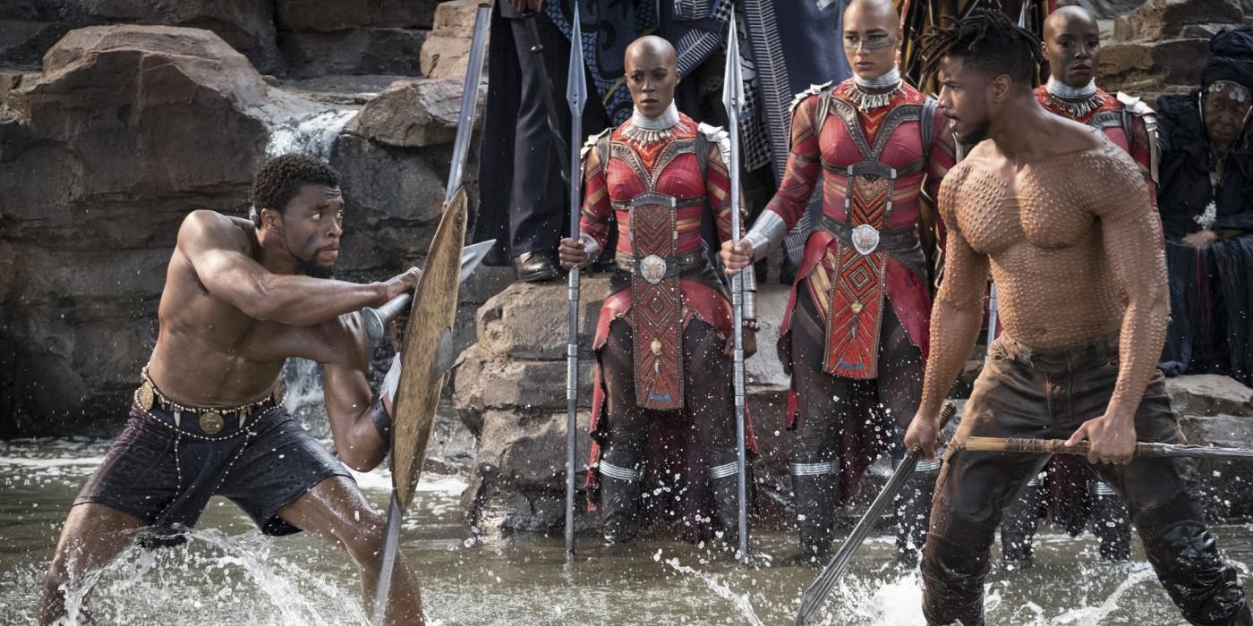 Black Panther dépasse Avengers au box-office américain